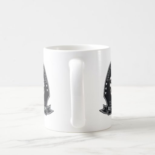 302 Tacops Classic White Coffee Mug