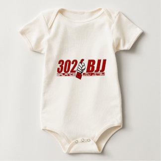 302BJJ/Muay Thai Baby Bodysuit