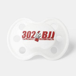 302BJJ/Muay Thai Pacifier