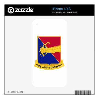 303 Armor Regiment Skins For iPhone 4S