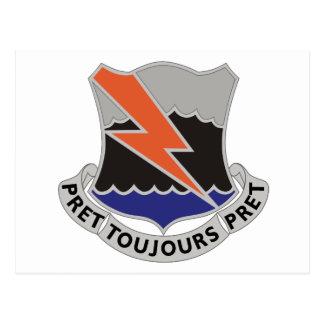 304o Batallón de señal Tarjeta Postal