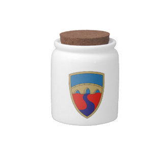 304th Sustainment Brigade Candy Jars