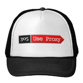305 - Use Proxy Trucker Hat