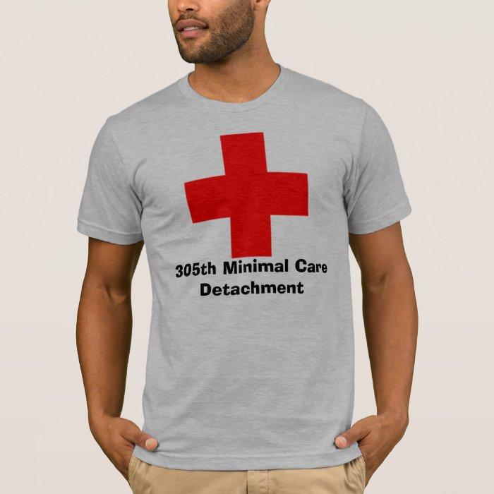305th Minimal Care Detachment design 3 T-Shirt