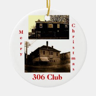 306 Club Ornament