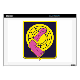 306th Armored Battalion Laptop Decal
