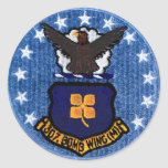 307th Bomb Wing Sticker (Large)