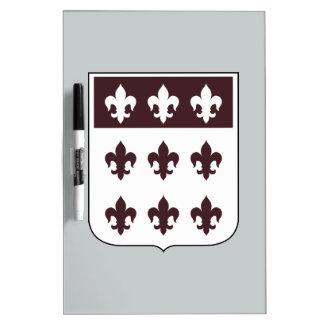 307th Medical Battalion Dry Erase Board