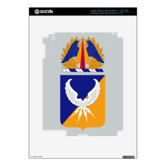 308th Aviation Battalion Decal For iPad 3