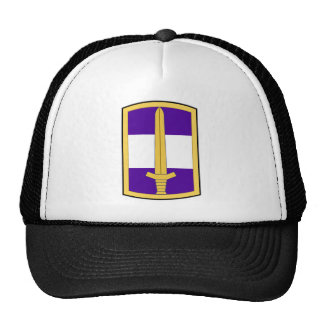 308th Civil Affairs Battalion SSI Trucker Hat