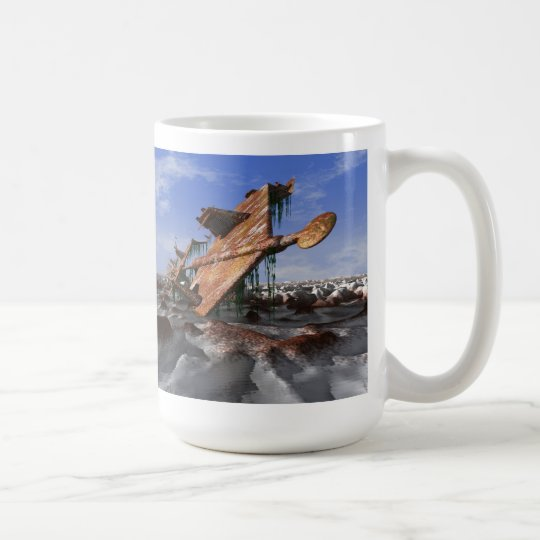 #30-05: A Frozen Dream. Coffee Mug