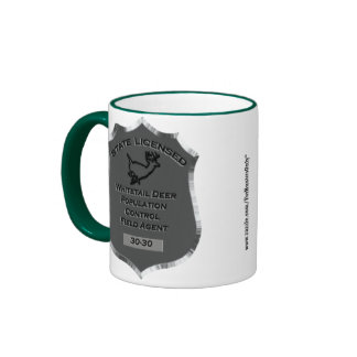 30-30 Whitetail Deer Mug