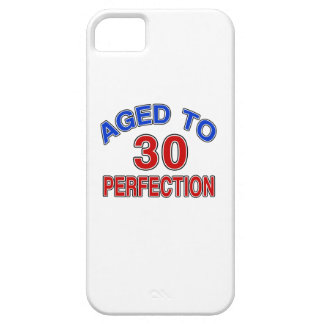 30 Aged To Perfection iPhone SE/5/5s Case