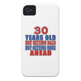 30 Ahead Birthday Designs Case-Mate iPhone 4 Case