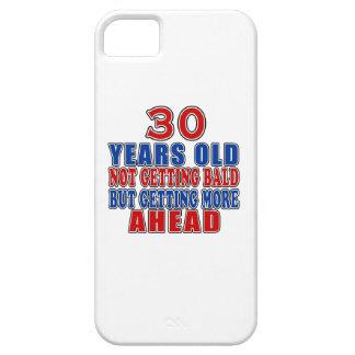 30 Ahead Birthday Designs iPhone SE/5/5s Case