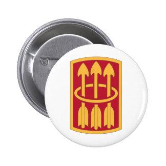 30 Air Defense Artillery Brigade Button