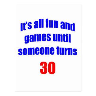 30 alguien da vuelta a 30 postales