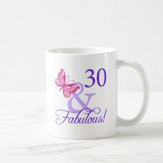 30 And Fabulous Birthday Mug