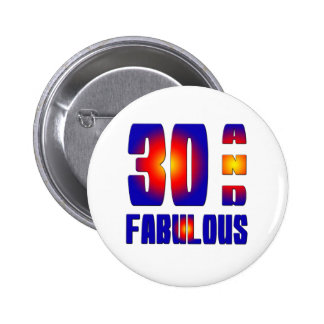 30 And Fabulous Pins