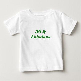 30 and Fabulous Tee Shirt