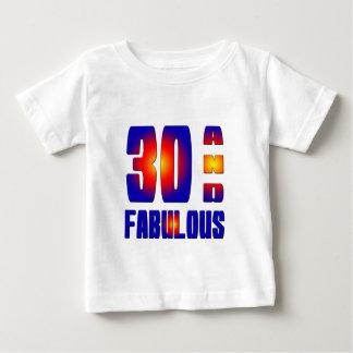 30 And Fabulous Tee Shirts
