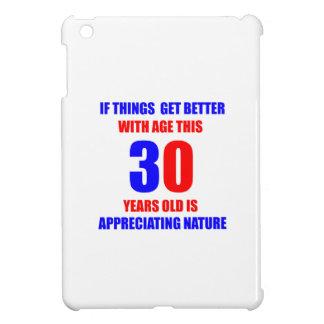 30 Birthday Design iPad Mini Cases