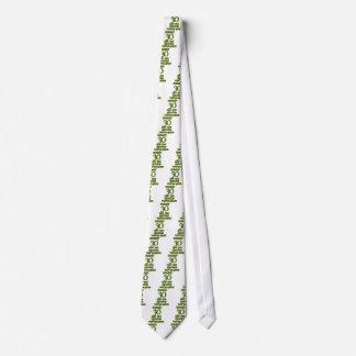 30 birthday design tie