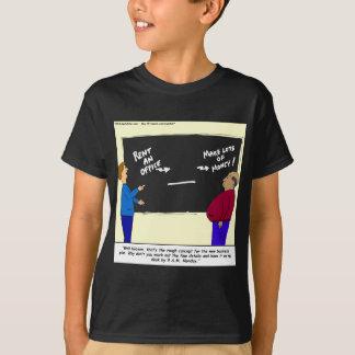 30 business plan cartoon T-Shirt