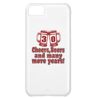 30 Cheers Beers Birthday Designs iPhone 5C Covers