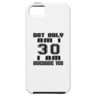 30 diseños del cumpleaños iPhone 5 carcasas