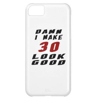 30 diseños del cumpleaños funda para iPhone 5C