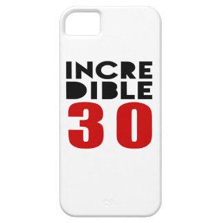 30 diseños increíbles del cumpleaños funda para iPhone 5 barely there