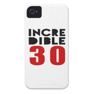 30 diseños increíbles del cumpleaños iPhone 4 Case-Mate cárcasas