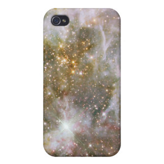 30 Doradus Nebula in Infrared Light iPhone 4 Covers