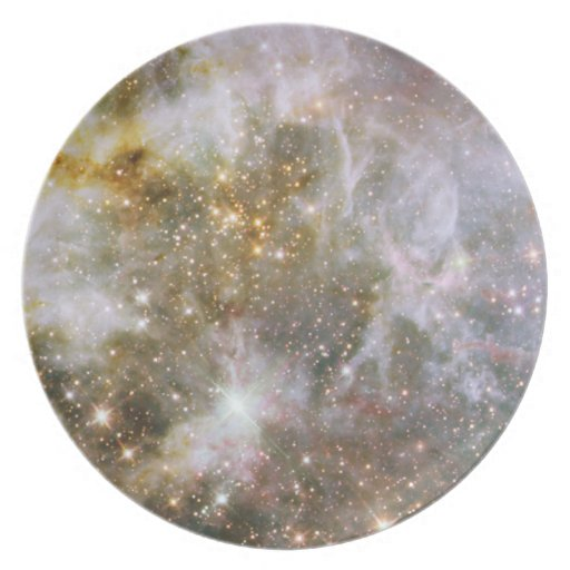 30 Doradus Nebula in Infrared Light Plates
