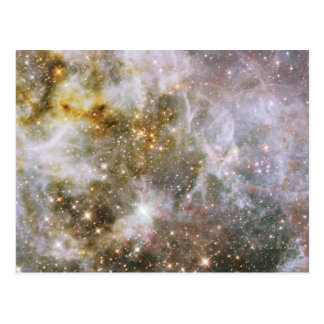 30 Doradus Nebula in Infrared Light Postcard