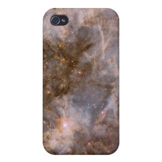 30 Doradus Nebula in Visible Light iPhone 4 Cases
