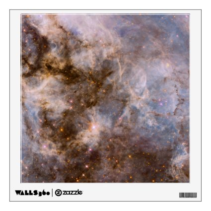 30 Doradus Nebula in Visible Light Wall Decal