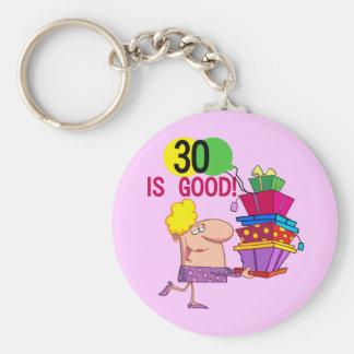 30 es buenos camisetas y regalos llavero personalizado