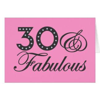 30 & Fabulous Gift Card