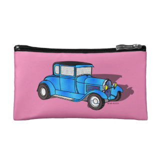 30 Ford 5 Window Model A Coupe Makeup Bags