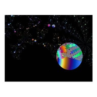 30 Galaxy Postcard
