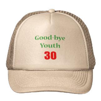 30 Good-bye Trucker Hat