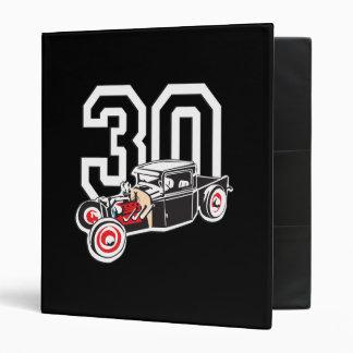 30 Hot Rod Truck Binder