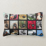 30 images album with your photos easy step by step throw pillow