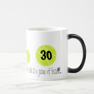 30...It's just the second point...by Lake Tennis Coffee Mug