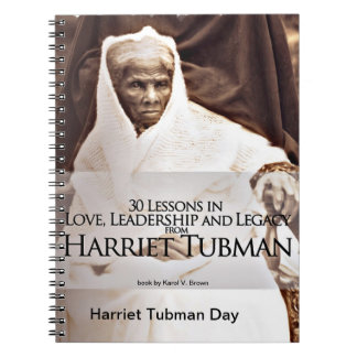 30 Lessons Learned from Harriet Tubman Journal