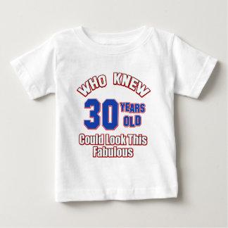30 look fabulous tee shirt