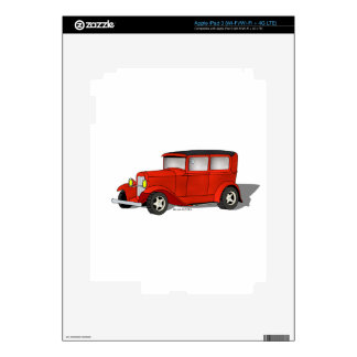 30 Model A Ford Sedan Skins For iPad 3