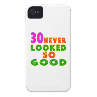 30 Never Looked So Good Birthday Designs iPhone 4 Cover